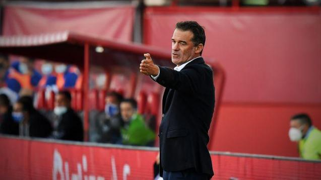 Mallorca coach Luis Garcia Plaza has selection problems