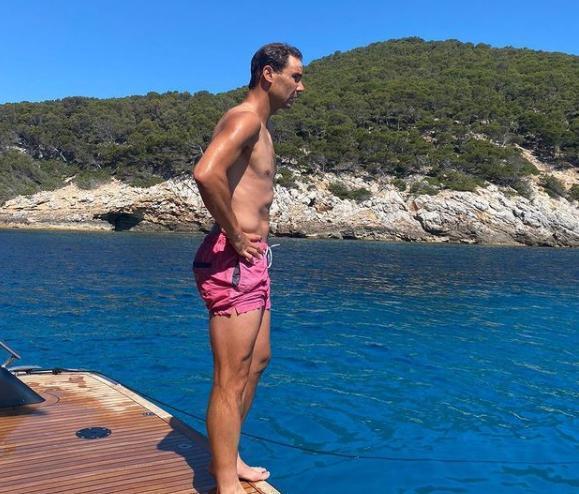 Rafael Nadal in Mallorca