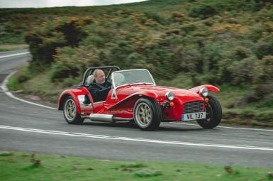 The Caterham is now in Japanese hands after 48 years of British ownership.