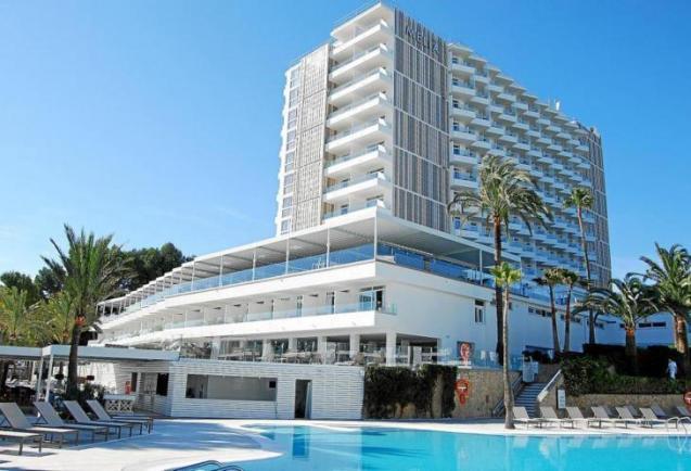 A Melia hotel on Mallorca