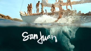 Estrella Damm 'San Juan' advert con The Triangles in 2010, Minorca.