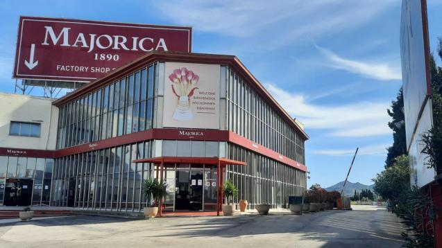 Pearls company Majorica in Mallorca