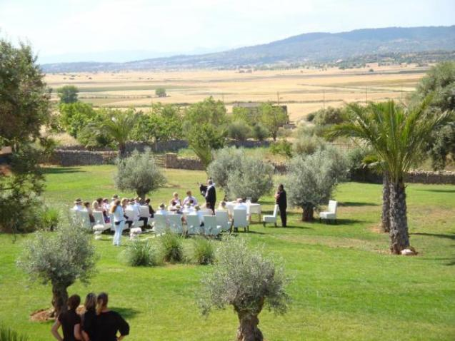 Wedding in Mallorca.