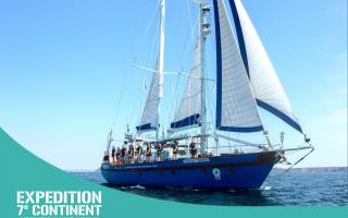 The 7th Continent Expedition visits Mallorca