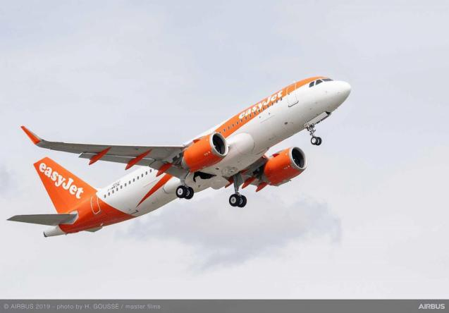 easyJet and TUI came out