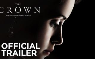 'The Crown' Official Trailer, Netflix.