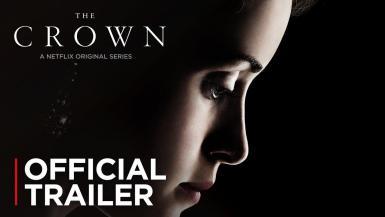 'The Crown' Official Trailer, Netflix.