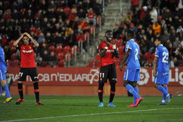 Our last game with fans against Getafe 14 months ago