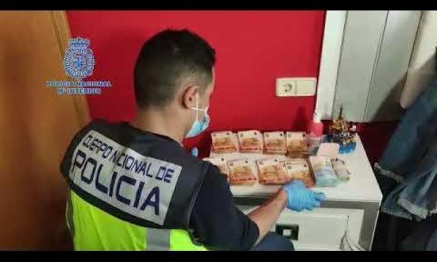 Police operation against money laundering in Mallorca