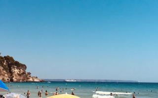 Magalluf, Mallorca.