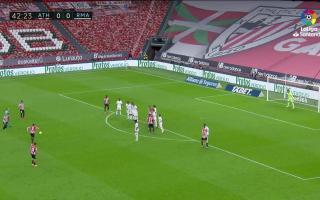 Nacho keeps Madrid's league dream alive