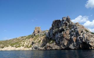 Cabrera National Park & Castle.