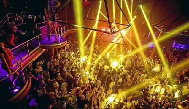 Club in Ibiza