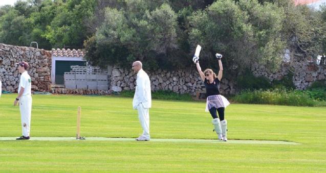 Cricket in Majorca
