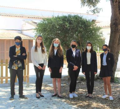 Mallorca International school Euro Parliament