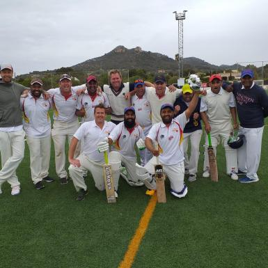 Crickets Balearic Cup was to take place last weekend in Cala Millor.