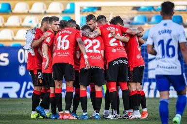 Real Mallorca end a brilliant season.