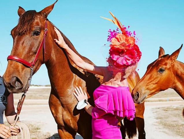 Hats & Horses, Minorca.