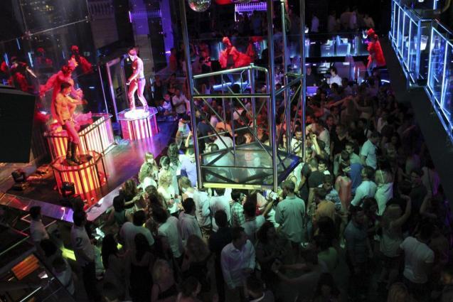 Nightlife in Spain