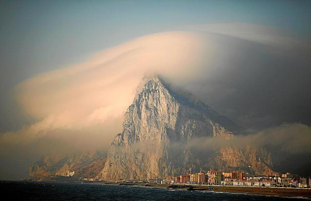 Gibraltar has very close links with the Royal Navy