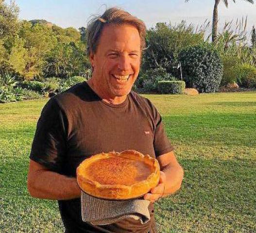 Jeff Harter, American chef in Mallorca