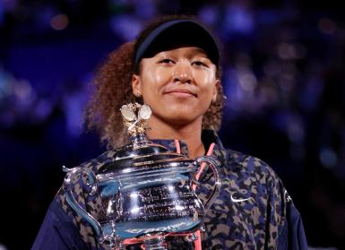 The departure of Naomi Osaka from the French Open at Roland Garros.