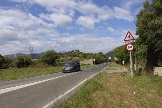 Old Lluc Road, Mallorca.
