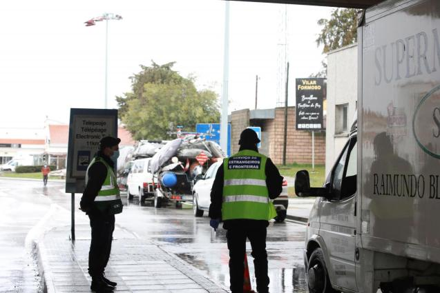 The land border between the two Iberian nations reopened on May 1