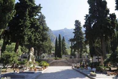 Have you ever visited Soller Cemetery?