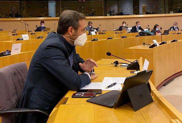 José Ramón Bauzá MEP