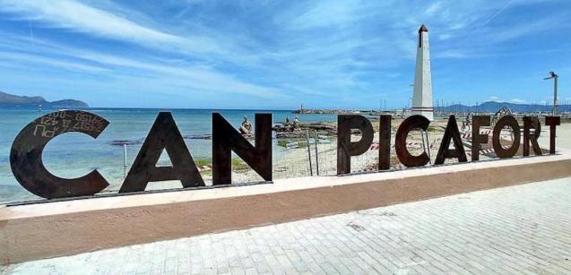 Can Picafort, Mallorca.