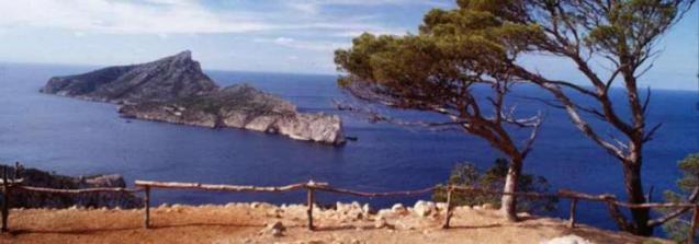 Sant Elm & sa Dragonera, Mallorca.