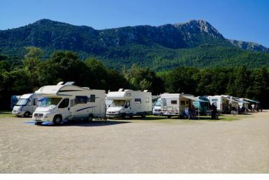 Cifre's motivation for having proposed a motorhome park was understandable enough.