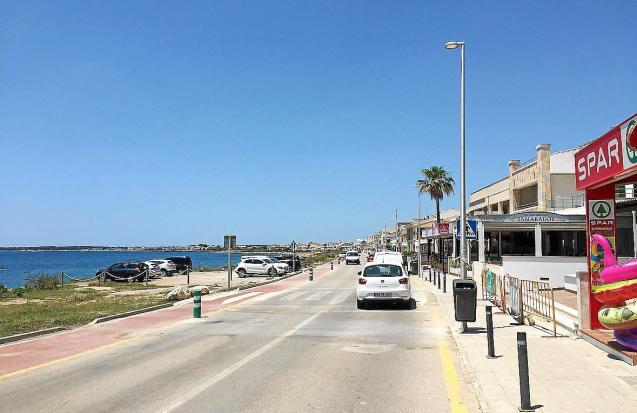 Car parks in Sa Rapita, Mallorca are to close