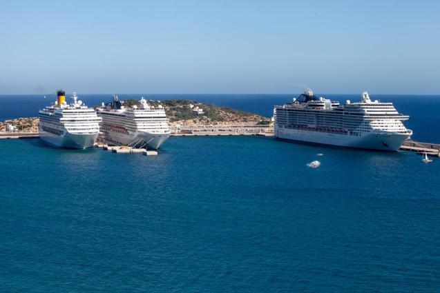 """""""Two years ago we didn´t want cruise ships now we are welcoming them..."""""""