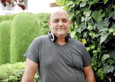 DJ Paco Bellucci.