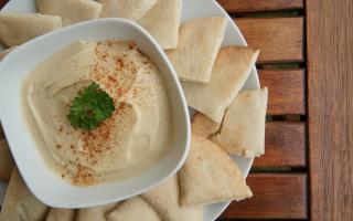 Hummus in Mallorca