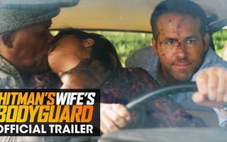 Hitman's Wife's Bodyguard (2021 Movie) Trailer