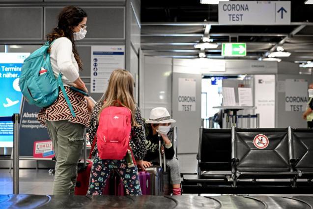 Tests are mandatory from travelers returning from coronavirus risk areas