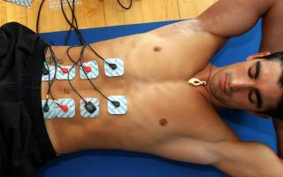 Electric muscle stimulation has been around for a long time