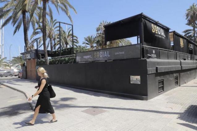 Social Club, Palma.