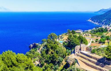Banyalbufar landscape (Mallorca)