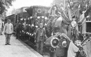 The plan for the Pollensa railway was to break the monopoly of Palma