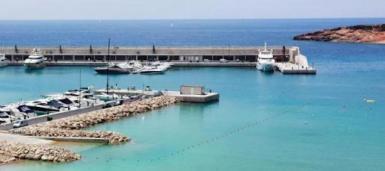 Port Adriano, Mallorca. archive photo.
