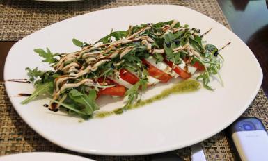 Salad in Spain