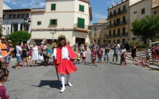 Sant Joan Pelós is now a fiesta in the cultural interest