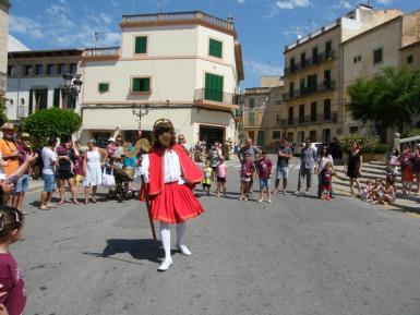 Sant Joan Pelós is now a fiesta in the cultural interest.