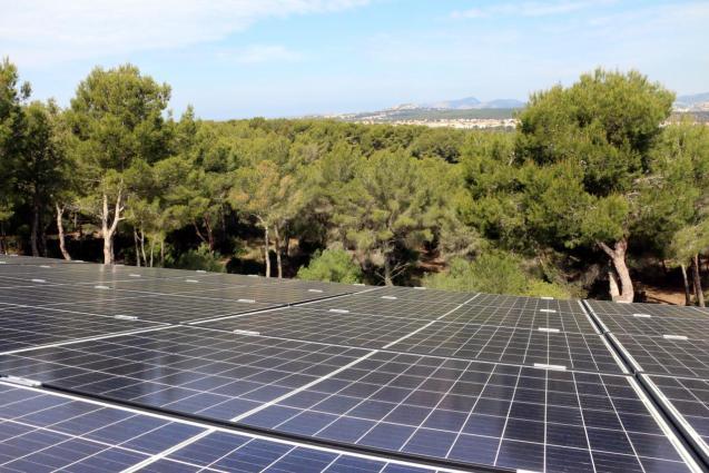 Increasing solar electricity generation in Mallorca