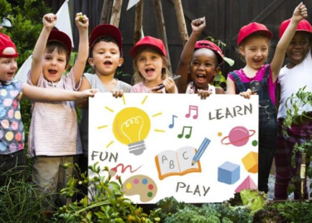 This is a fantastic opportunity for children to enhance their English language skills!