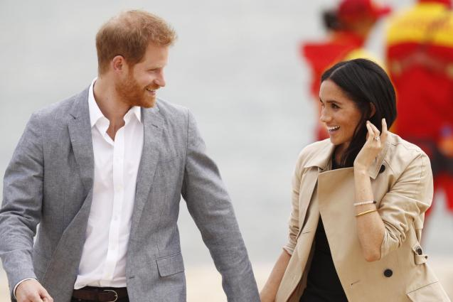 Prince Harry and his wife Meghan chose to break away from the Royal Family